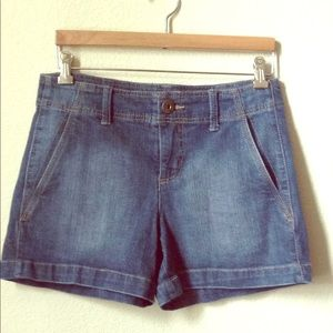 Faded Glory stretch size 4 shorts